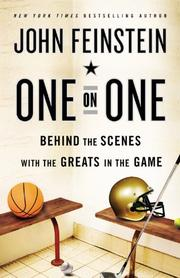 Cover art for ONE ON ONE