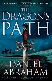 Cover art for THE DRAGON'S PATH