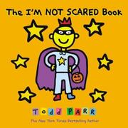 Cover art for THE I'M NOT SCARED BOOK
