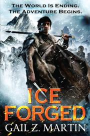 Cover art for ICE FORGED