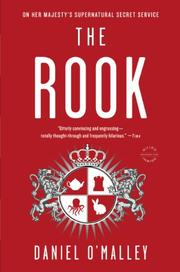 Cover art for THE ROOK