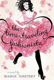 Book Cover for THE TIME-TRAVELING FASHIONISTA
