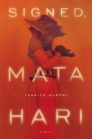 Cover art for SIGNED, MATA HARI