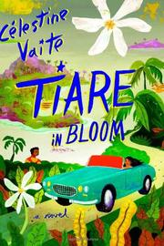 TIARE IN BLOOM by Célestine Vaite