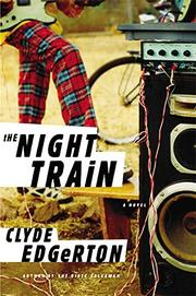 Book Cover for THE NIGHT TRAIN
