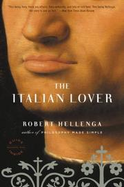 THE ITALIAN LOVER by Robert Hellenga