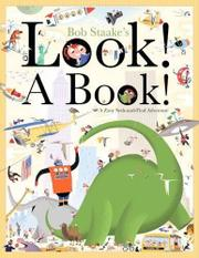 Book Cover for LOOK! A BOOK!