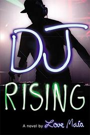Book Cover for DJ RISING