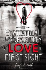 Cover art for THE STATISTICAL PROBABILITY OF LOVE AT FIRST SIGHT