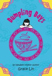 Book Cover for DUMPLING DAYS