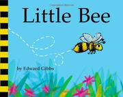 LITTLE BEE by Edward Gibbs