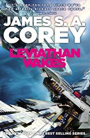 Book Cover for LEVIATHAN WAKES