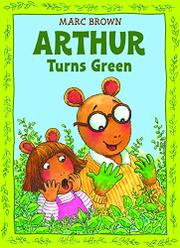 Cover art for ARTHUR TURNS GREEN