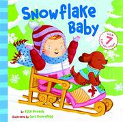 Book Cover for SNOWFLAKE BABY
