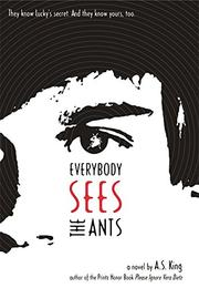 Cover art for EVERYBODY SEES THE ANTS