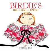 BIRDIE'S BIG-GIRL DRESS by Sujean Rim