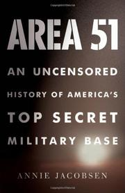 Book Cover for AREA 51