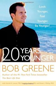 Book Cover for 20 YEARS YOUNGER