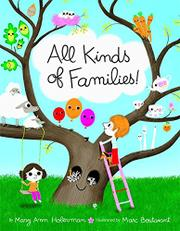 Cover art for ALL KINDS OF FAMILIES!
