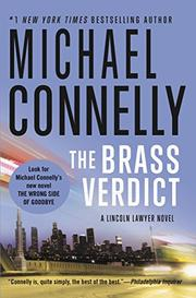 Cover art for THE BRASS VERDICT