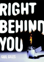 Cover art for RIGHT BEHIND YOU