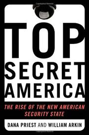 TOP SECRET AMERICA by Dana Priest