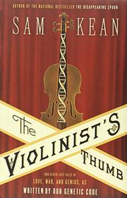 Book Cover for THE VIOLINIST'S THUMB