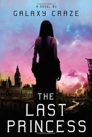 Cover art for THE LAST PRINCESS