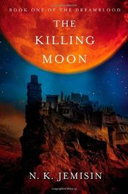 Cover art for THE KILLING MOON