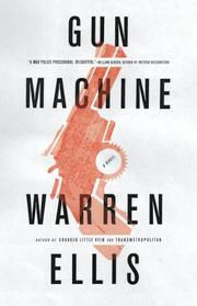 Cover art for GUN MACHINE