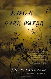 Book Cover for EDGE OF DARK WATER