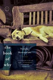 Cover art for THE BOOK OF WHY