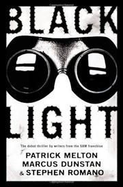 Book Cover for BLACK LIGHT