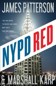 Cover art for NYPD RED