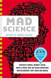 Cover art for MAD SCIENCE