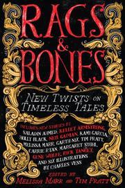 RAGS & BONES by Melissa Marr