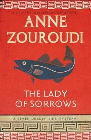 THE LADY OF SORROWS by Anne Zouroudi