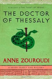 Book Cover for THE DOCTOR OF THESSALY