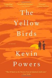 Cover art for THE YELLOW BIRDS