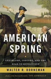 AMERICAN SPRING by Walter R. Borneman
