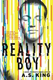 REALITY BOY by A.S. King