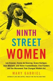 NINTH STREET WOMEN by Mary Gabriel