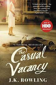 Cover art for THE CASUAL VACANCY