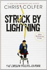 Book Cover for STRUCK BY LIGHTNING
