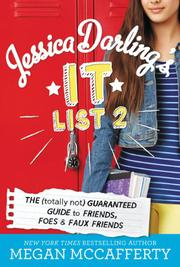 JESSICA DARLING'S IT LIST 2 by Megan McCafferty