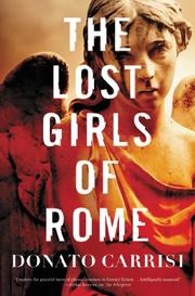 THE LOST GIRLS OF ROME by Donato Carrisi