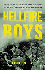 HELLFIRE BOYS by Theo Emery
