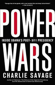 POWER WARS by Charles Savage