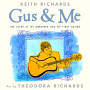 GUS & ME by Keith Richards