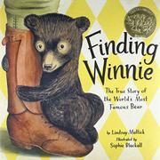 FINDING WINNIE by Lindsay Mattick